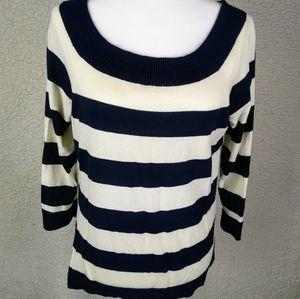 Liz Clairborn Ladies sweater size large